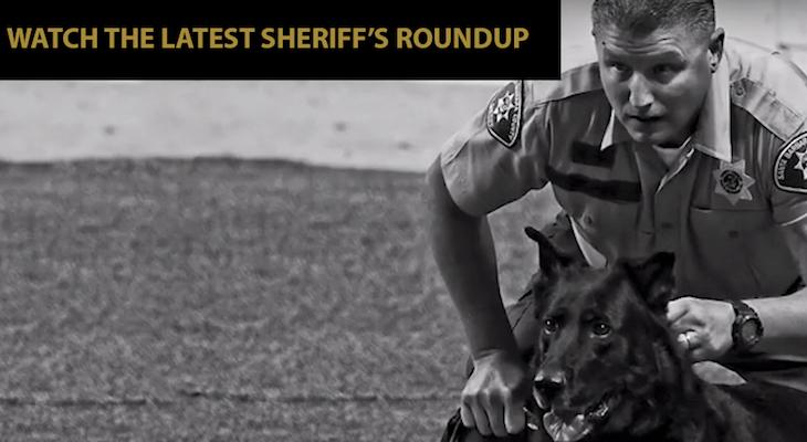 New Sheriff's Roundup Video
