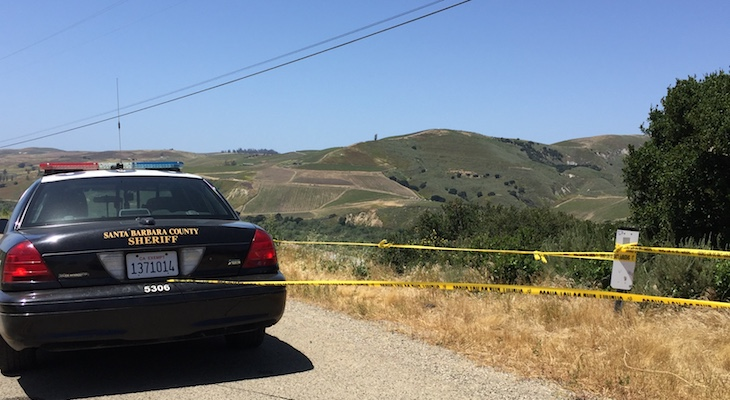 Identity Released of Body Found Near Santa Rosa Road