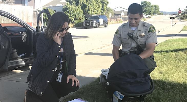 Santa Maria Couple Arrested for Child Endangerment