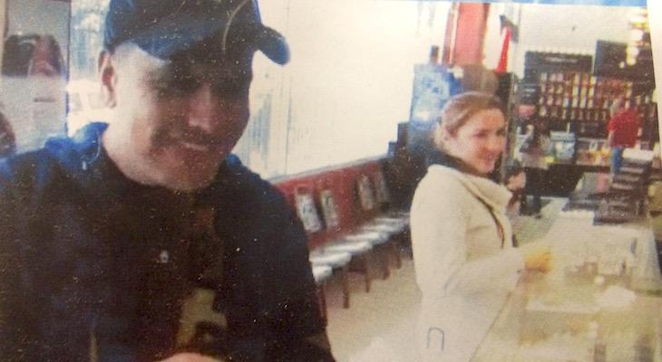 Help Identify Theft Suspects