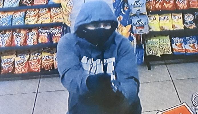 Armed Robbery in Santa Maria title=