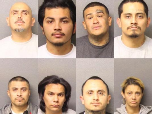Alleged Gang Members Arrested in Santa Maria title=