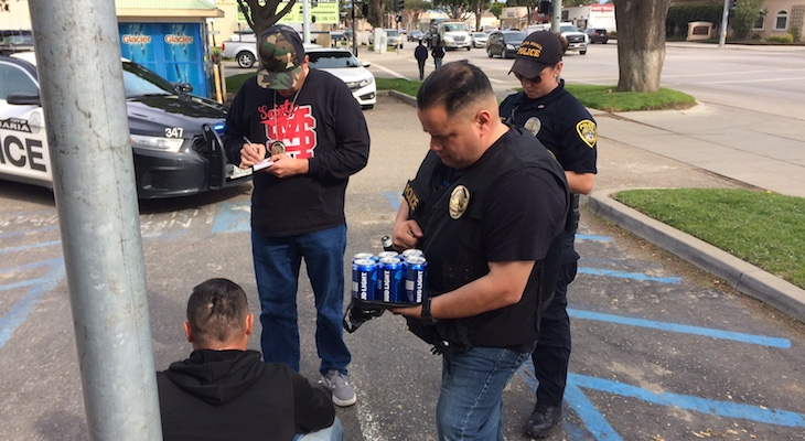 Three Arrested in Alcohol Decoy Operation title=
