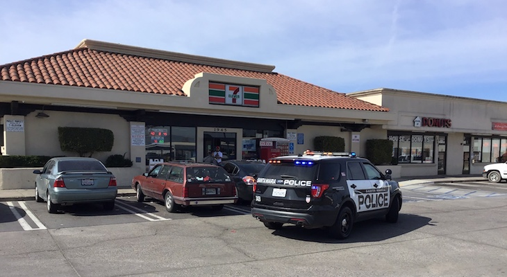 Minor Decoy Operation in Santa Maria title=