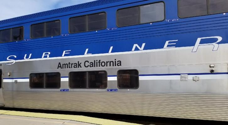 Pedestrian Struck and Killed by Amtrak Train