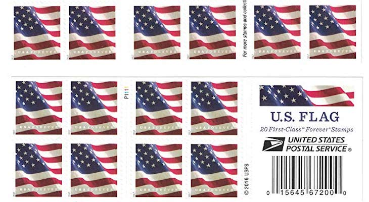 Forever Stamp Prices Increase To 55 Cents Edhat