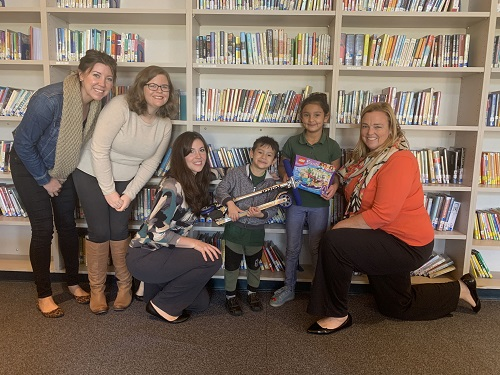Cottage Health Employees, United Way Spread Joy to Elementary Students title=