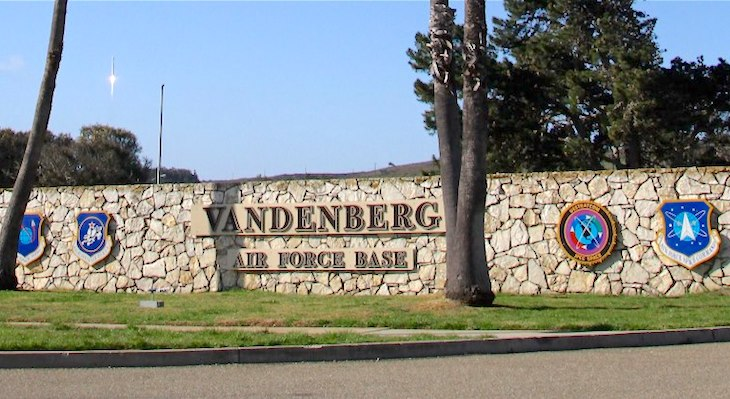 Air Force Chooses Vandenberg as Missile Training Unit