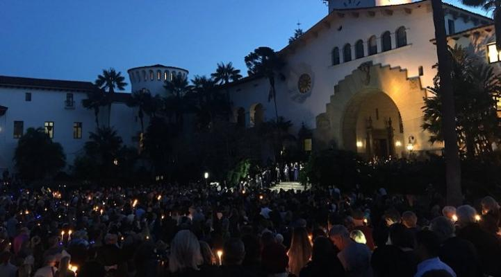 Thousands Gather to Mourn Montecito Victims