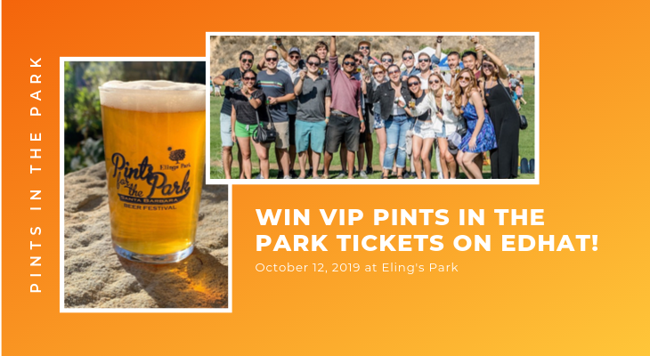 VIP Ticket Giveaway for Pints in the Park! title=