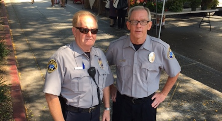 Santa Barbara Police Volunteer Unit Celebrates Milestone title=