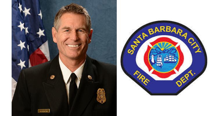 Santa Barbara City Fire Department Operations Chief Retires title=