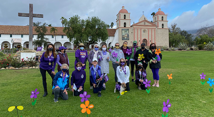 Santa Barbara Walk to End Alzheimer's Raises Over $137,000 for Research and Local Support