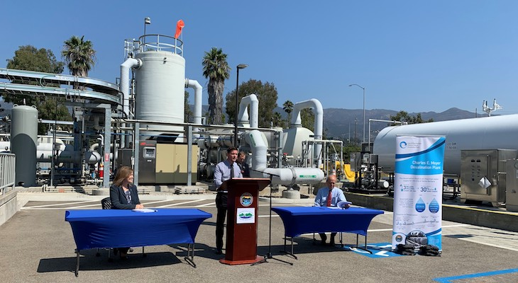 Voluntary Conservation Called for as Drought Conditions Place Extra Demand on Water Supply
