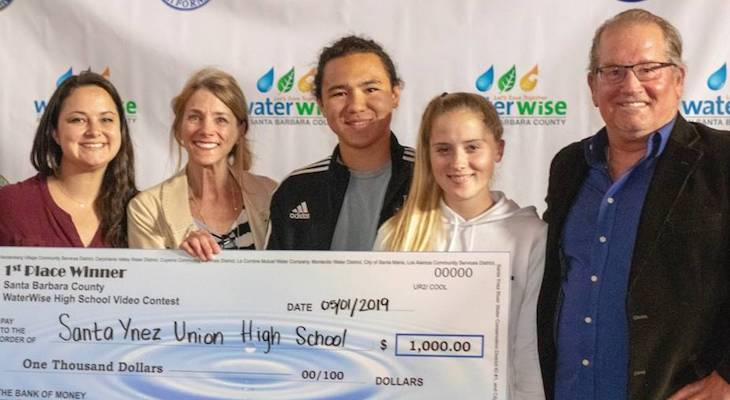 Winners Announced in 20th Annual WaterWise High School Video Contest title=