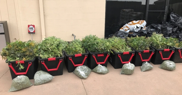 Sheriff's Office Locates Illegal Cannabis Processing Location in Montecito title=
