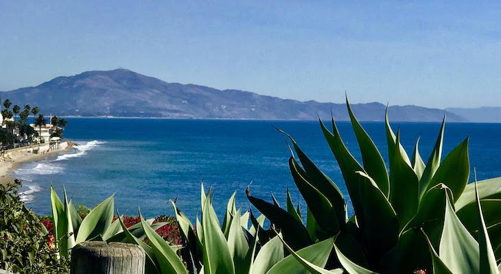 Clear Skies Towards Ventura title=