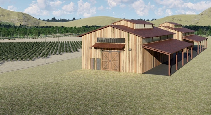 Fifty-Acre Cannabis Operation Gets Green Light in Wine Country
