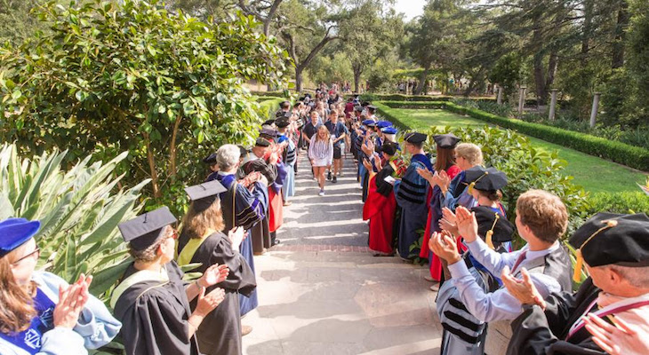 Westmont College Welcomes New Students