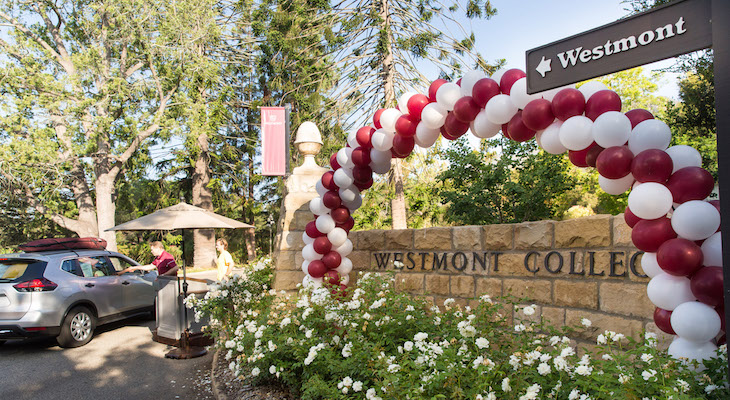 Westmont Welcomes Largest and Most Diverse Class title=