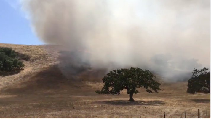 Windmill Fire Now 100% Contained