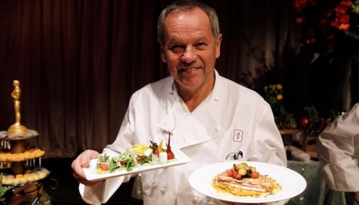 Star Food Teasers from Wolfgang Puck at Oscars 2018  title=