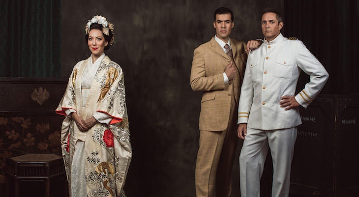 "Ticket Giveaway: OperaSB ""Madama Butterfly"" title="
