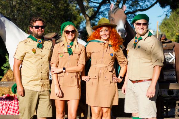Zoofari Ball will be held on August 28 at the Santa Barbara Zoo title=