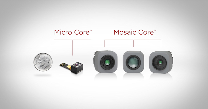 Seek Thermal Introduces Low Cost, High-End Thermal Imaging Cores