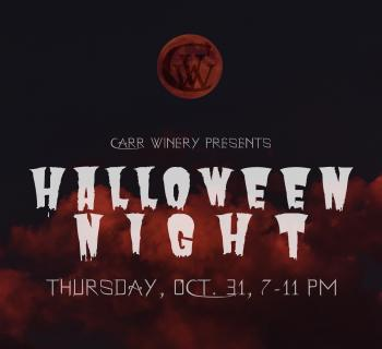 Carr Winery Halloween Party