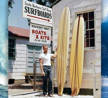 Santa Barbara Surfing Legends