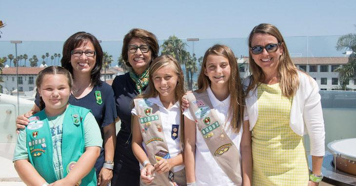 Girl Scouts Partners with MOXI, The Wolf Museum of Exploration for new Girl Scout MOXI Patch