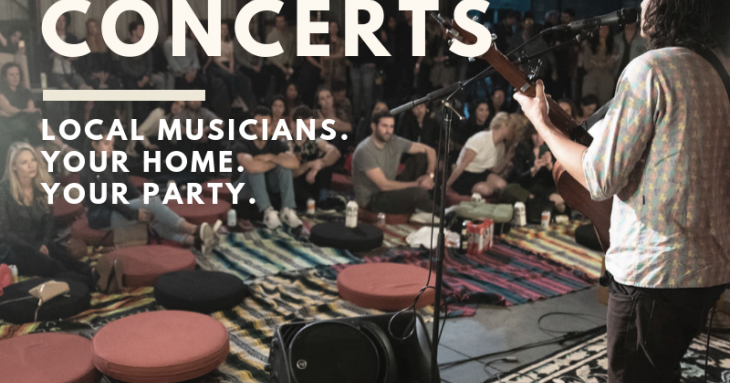 Private Concerts in Your Home