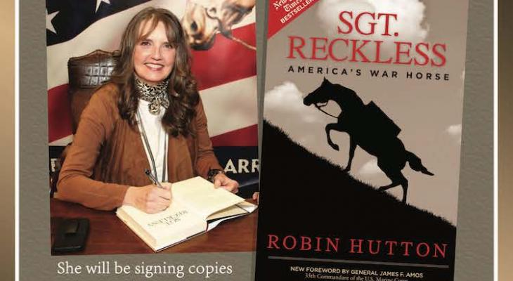 Santa Barbara Navy League Presents Robin Hutton
