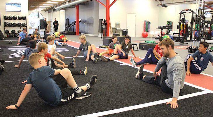 Fall Training Lab for Youth Athletes