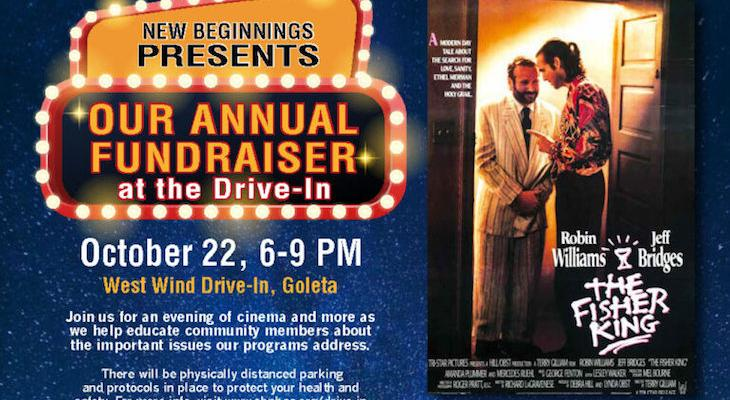 New Beginnings Annual Fundraiser at the Drive-In