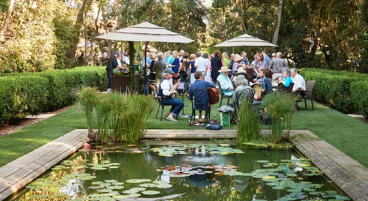 Music in the Gardens: American Rhythms