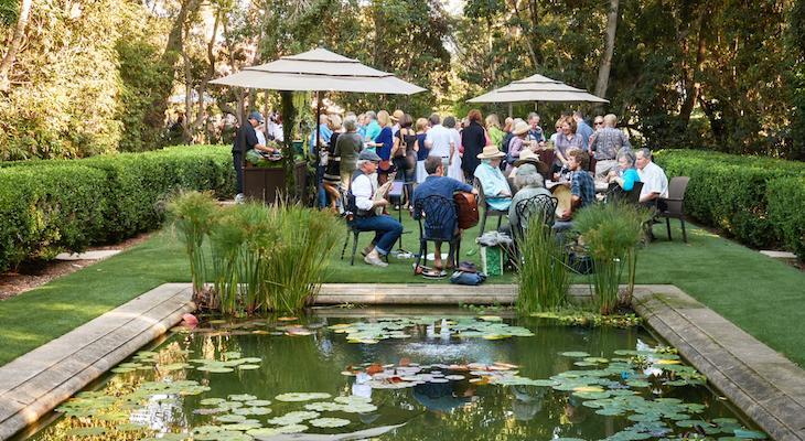 Music in the Gardens: American Rhythms
