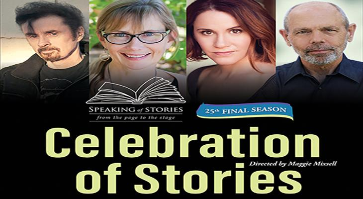 The Final Celebration of Stories with T.C. Boyle & Joe Spano