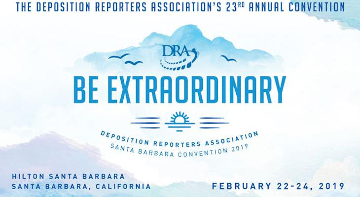 Deposition Reporters Association 23rd Annual Convention