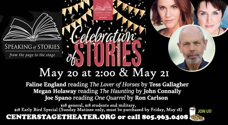 Celebration of Stories Featuring Joe Spano