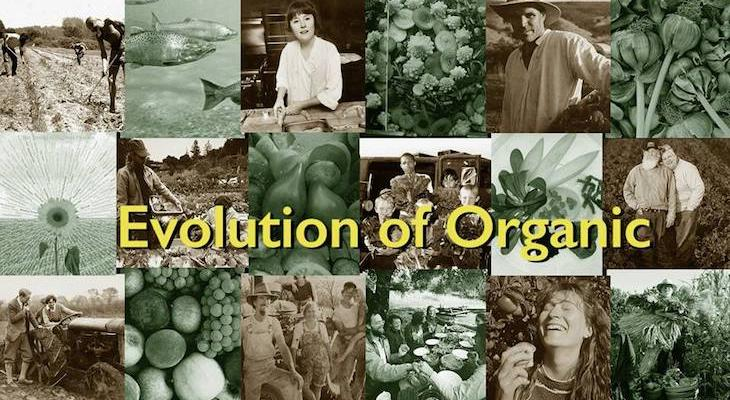 Premiere of Evolution of Organic with filmmaker Mark Kitchell