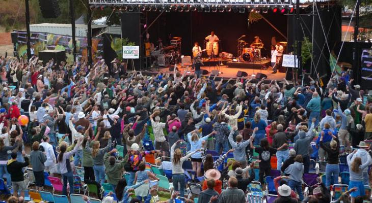 Live Oak Music Festival June 15-17