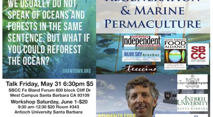 Reverse Climate Change with Marine Permaculture Strategies for Ocean Regeneration