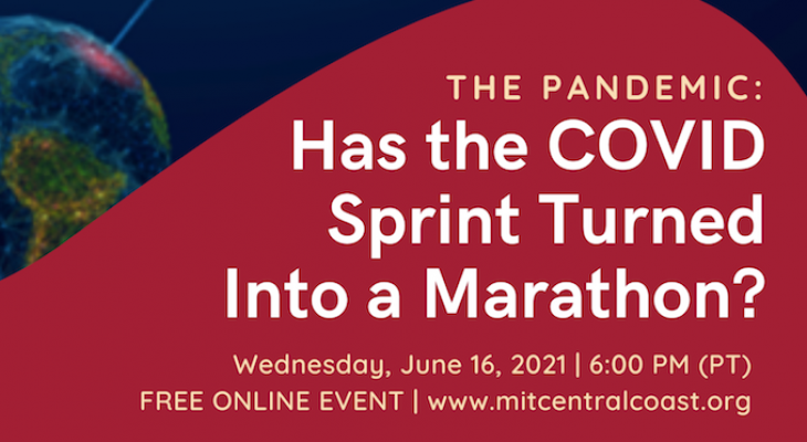THE PANDEMIC: HAS THE COVID SPRINT TURNED INTO A MARATHON?