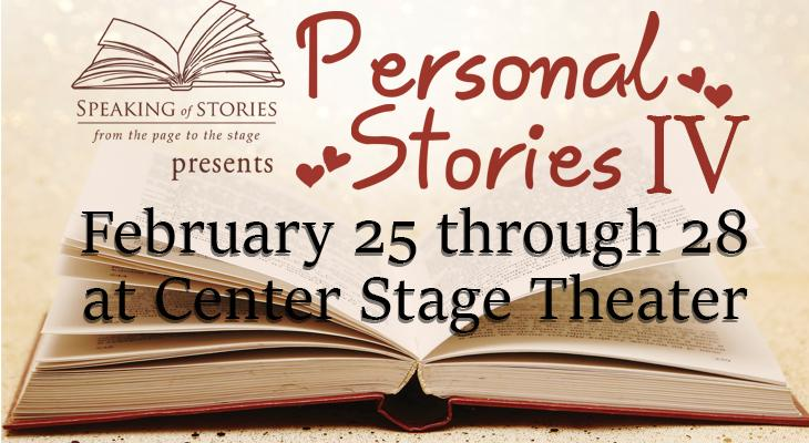 Personal Stories Feb 25-28