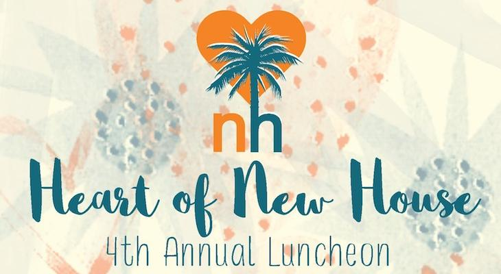 Heart of New House Luncheon