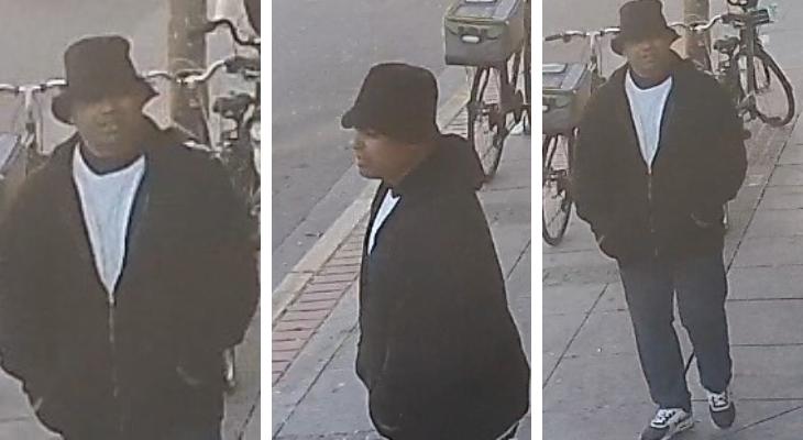 Help Identify Isla Vista Restaurant Robber