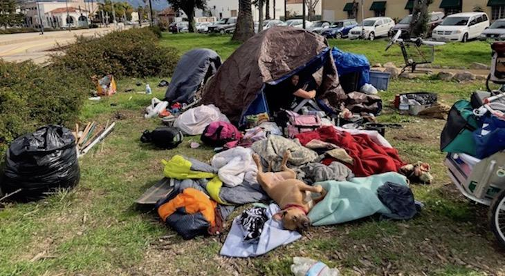 Increase in Unsheltered Santa Barbara County Homeless
