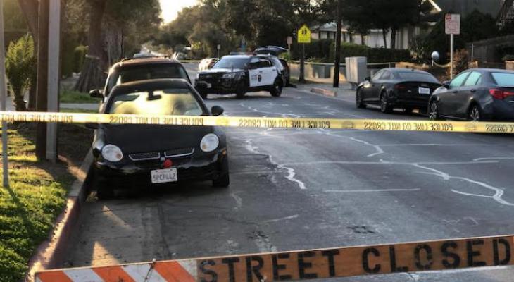 Homicide on Olive Street
